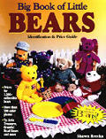 Big Book Of Little Bears Collectible Contemporary Pint Size Plush