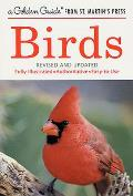 Birds (Golden Guide) Cover