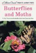 Butterflies and Moths : a Golden Guide From ST. Martin's Press ((Rev)87 Edition)