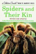 Spiders and Their Kin (Golden Guide) Cover