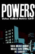 Who Killed Retro Girl Powers 01
