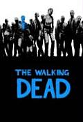 The Walking Dead Book 2 Cover