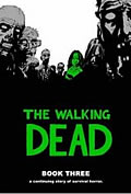 The Walking Dead Book 3 Cover