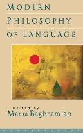 Modern Philosophy of Language