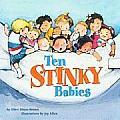 Ten Stinky Babies