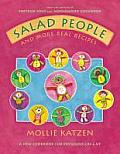 Salad People & More Real Recipes A New Cookbook for Preschoolers & Up