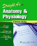 Straight A's in Anatomy and Physiology [With CDROM]