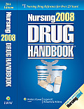 Nursing2008 Drug Handbook (Nursing Drug Handbook)