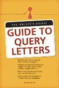 Writers Digest Guide To Query Letters (09 Edition)
