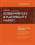 2010 Screenwriters & Playwrights Market