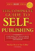 Complete Guide To Self-publishing (5TH 10 Edition)