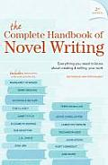 Complete Handbook of Novel Writing 2nd Edition