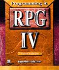 Programming in RPG IV (3RD 02 - Old Edition) Cover