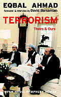 Terrorism: Theirs and Ours (Seven Stories' Open Media Pamphlet Series) Cover