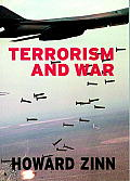 Terrorism and War (Seven Stories' Open Media Book) Cover