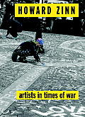 Artists in Times of War (Seven Stories' Open Media Book) Cover