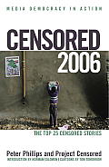 Censored: The Top 25 Censored Stories