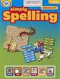 Simply Spelling, Gr 4