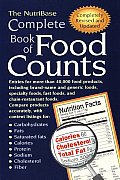 Nutribase Complete Book of Food Counts, the 2nd Ed.