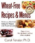 Wheat-free Recipes & Menus Cover
