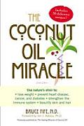 Coconut Oil Miracle 4TH Edition Cover