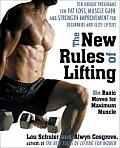 New Rules of Lifting Six Basic Moves for Maximum M
