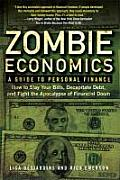 Zombie Economics: A Guide to Personal Finance Cover