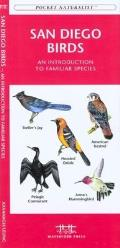 San Francisco Birds: An Introduction to Familiar Species (Pocket Naturalist) Cover