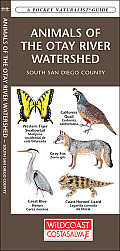 Animals of the Otay River Watershed: South San Diego County (Pocket Naturalist Guides) Cover