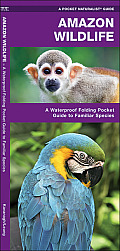 Amazon Wildlife: A Waterproof Pocket Guide to Familiar Species (Waterproof Pocket Guide)