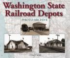 Washington State Railroad Depots Photo Archive (Photo Archive)