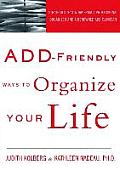 Add-Friendly Ways to Organize Your Life Cover
