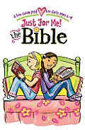 Just for Me! the Bible: A Fun Guide Just for Girls Ages 6-9 [With Key Chain]
