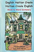 English Haitian Creole Two Way Word-To-Word Dictionary