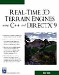 Real-Time 3D Terrain Engines Engines Using C++ and and DirectX 9 (Game Development) Cover