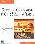 Game Programming in C++: Start to Finish (Game Development) Cover