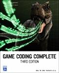 Game Coding Complete 3rd Edition