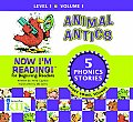 Animal Antics Level One Volume One