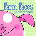 Farm Faces: A Book of Masks