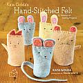 Kata Goldas Hand Stitched Felt