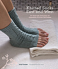 Knitted Socks East & West 30 Designs Inspired by Japanese Stitch Patterns