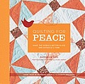 Quilting For Peace Make The World A Bett