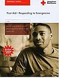 First Aid - Responding to Emergencies Cover