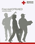 American Red Cross First Aid CPR AED Participants Manual