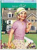 American Girls Collection #01: Meet Kit: An American Girl Cover