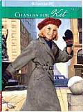 American Girl Kit 06 Changes for Kit A Winter Story 1934