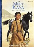 American Girls Collection #01: Meet Kaya: An American Girl