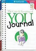 The Care & Keeping of Me: The Body Book Journal