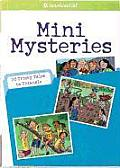 Mini Mysteries: 20 Tricky Tales to Untangle (American Girl Library)