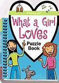 American Girls What A Girl Loves Puzzle Book